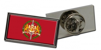 Valladolid (Spain) Flag Pin Badge