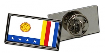 Vargas (Venezuela) Flag Pin Badge