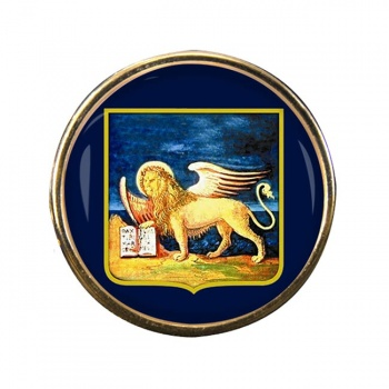 Veneto (Italy) Round Pin Badge