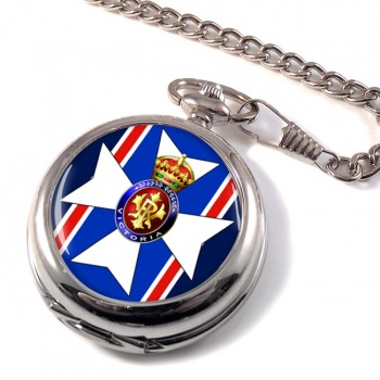 Victorian Order Pocket Watch