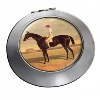Racehorse Voltigeur by Herring Chrome Mirror