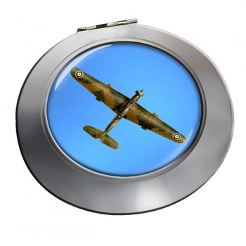 Vickers Wellesley Chrome Mirror