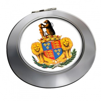 Walsall (England) Round Mirror