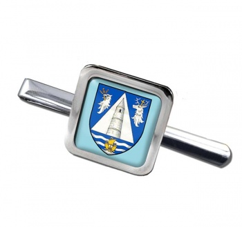 County Waterford (Ireland) Square Tie Clip