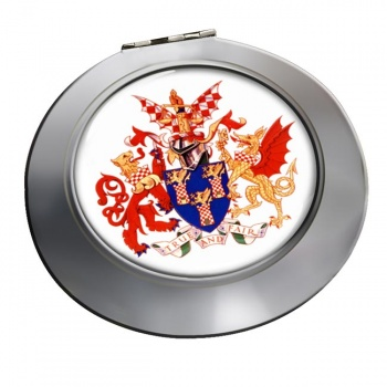 Worshipful Company of Chartered Accountants Chrome Mirror