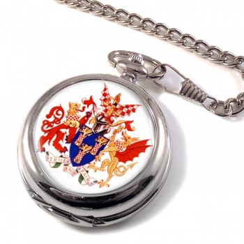 Worshipful Company of Chartered Accountants Pocket Watch