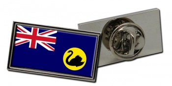 Western Australia Flag Pin Badge