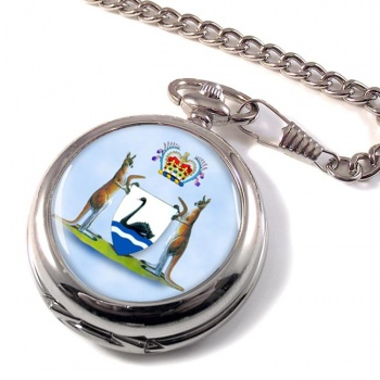 Western Australia Pocket Watch