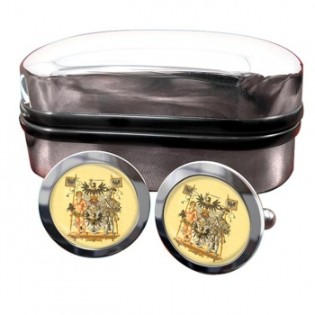 Westpreussen (Germany) Crest Cufflinks