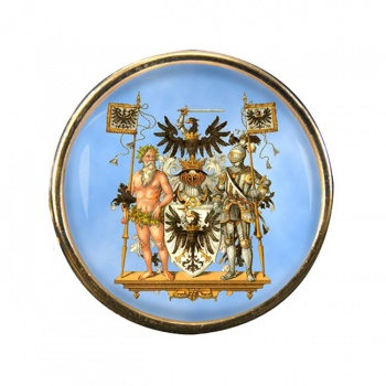 Westpreussen (Germany) Round Pin Badge
