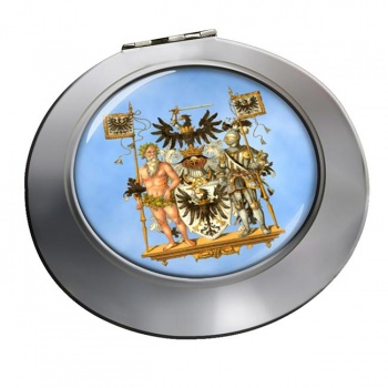 Westpreussen (Germany) Round Mirror