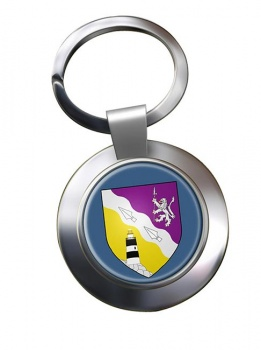 County Wexford (Ireland) Metal Key Ring