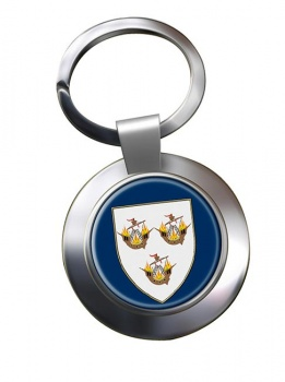 Wexford Town (Ireland) Metal Key Ring