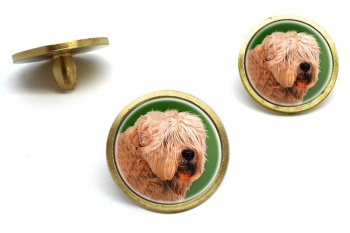 Wheaten Terrier  Golf Ball Marker Set