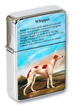 Whippet Flip Top Lighter