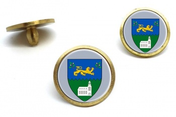 County Wicklow (Ireland) Golf Ball Marker