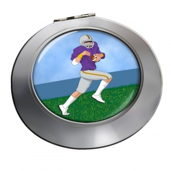 Wide Receiver Chrome Mirror