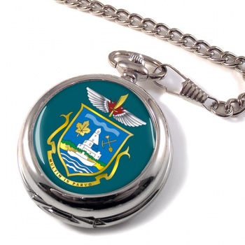 Yellowknife (Canada) Pocket Watch