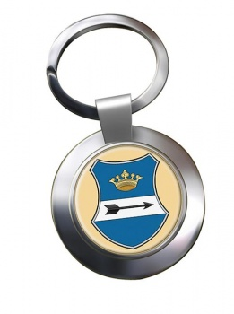 Zala Metal Key Ring