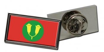 Zanzibar Flag Pin Badge