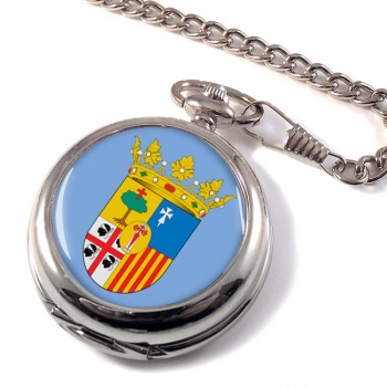 Zaragoza (Spain) Pocket Watch