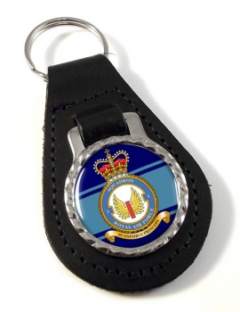 No. 1 Squadron (Royal Air Force) Leather Key Fob