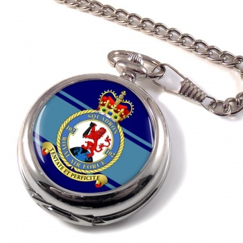 No. 102 Squadron (Royal Air Force) Pocket Watch