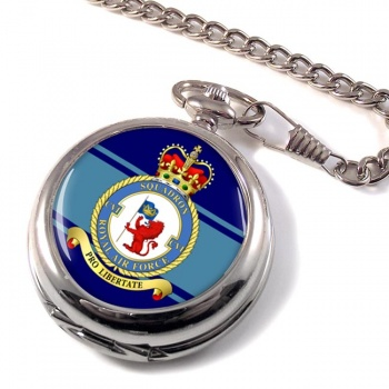No. 106 Squadron (Royal Air Force) Pocket Watch