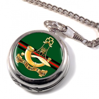 10th Princess Mary's Own Gurkha Rifles Pocket Watch