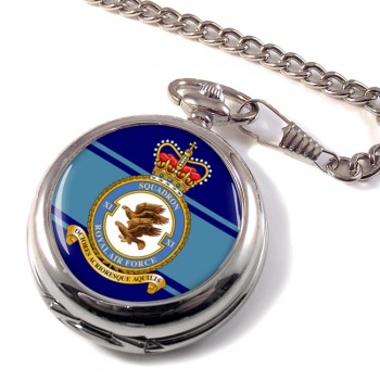 No. 11 Squadron (Royal Air Force) Pocket Watch