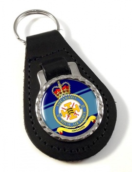 No. 111 Squadron (Royal Air Force) Leather Key Fob