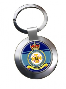 No. 111 Squadron (Royal Air Force) Chrome Key Ring