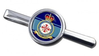 No. 113 Squadron (Royal Air Force) Round Tie Clip