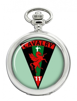11th Cavalry Squadron (Ireland) Pocket Watch