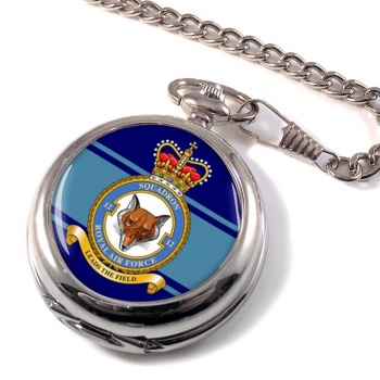No. 12 Squadron (Royal Air Force) Pocket Watch