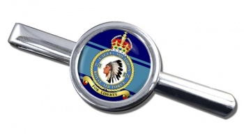 No. 121 Eagle Squadron (Royal Air Force) Round Tie Clip