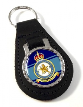 No. 122 Squadron (Royal Air Force) Leather Key Fob