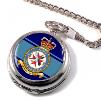 No. 1435 Flight (Royal Air Force) Pocket Watch