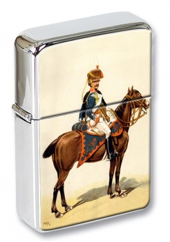 15th Hussars 1811 Flip Top Lighter