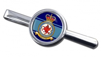 No. 18 Squadron (Royal Air Force) Round Tie Clip