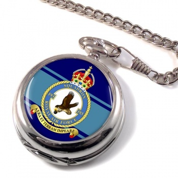 No. 193 Squadron (Royal Air Force) Pocket Watch
