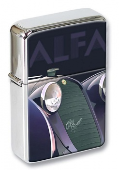 1935 Alfa Romeo Flip Top Lighter