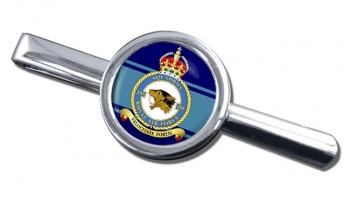 No. 195 Squadron (Royal Air Force) Round Tie Clip
