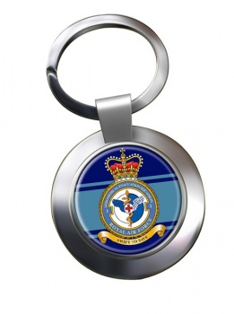 No. 1 Aeromedical Evacuation Squadron (Royal Air Force) Chrome Key Ring