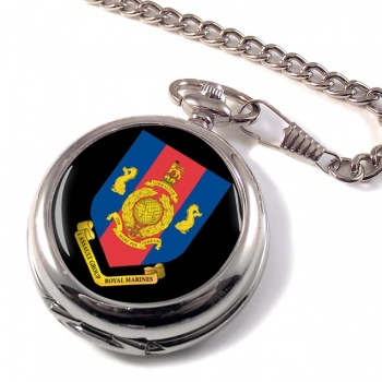 1 Assault Group Royal Marines (1AGRM) Pocket Watch