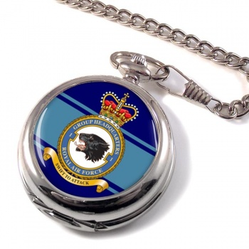 No. 1 Group Headquarters (Royal Air Force) Pocket Watch