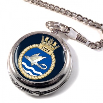 1st Patrol Boat Squadron (Royal Navy) Pocket Watch