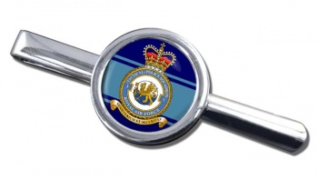 No. 1 (Tactical) Police Squadron (Royal Air Force) Round Tie Clip