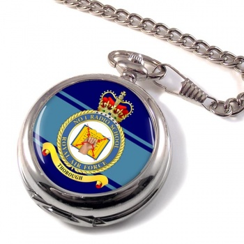 No. 1 Radio School (Royal Air Force) Pocket Watch