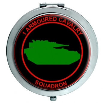 1st Armoured Cavalry Squadron (Ireland) Chrome Mirror